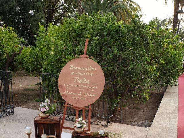 La boda de Miguel y Marisa en Huercal Overa, Almería 1