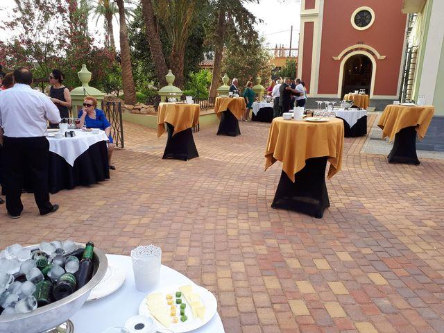 La boda de Miguel y Marisa en Huercal Overa, Almería 3