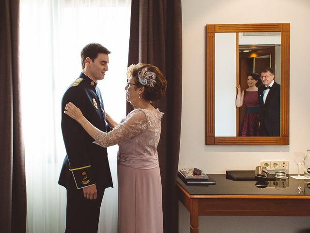 La boda de Ángel y Virginia en Villamena, Granada 4