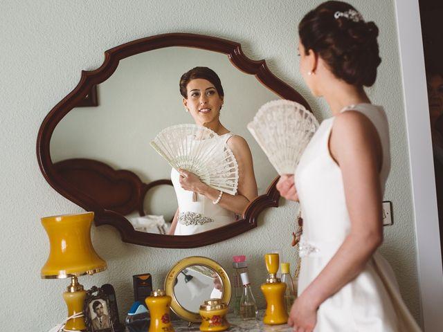 La boda de Ángel y Virginia en Villamena, Granada 12