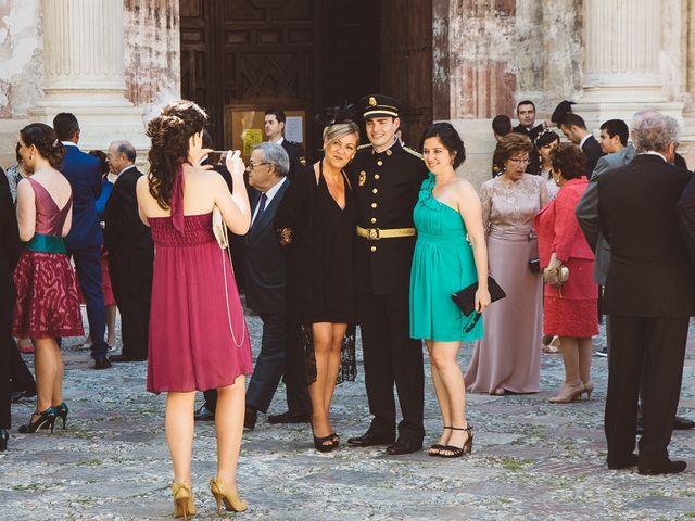 La boda de Ángel y Virginia en Villamena, Granada 16