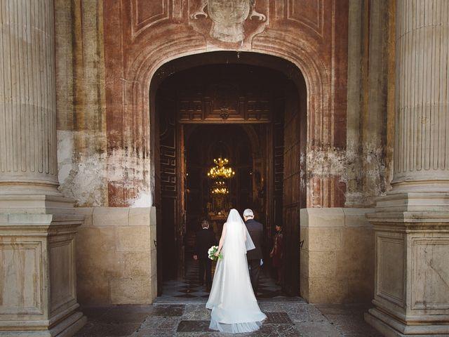 La boda de Ángel y Virginia en Villamena, Granada 17