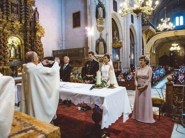 La boda de Ángel y Virginia en Villamena, Granada 20
