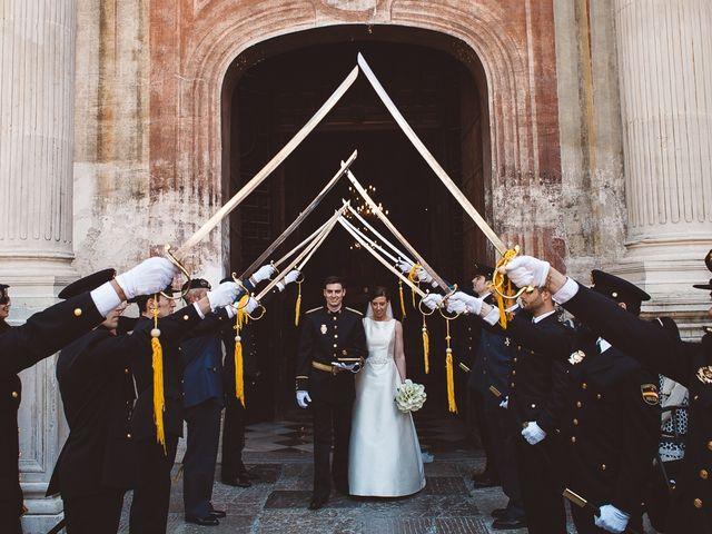 La boda de Ángel y Virginia en Villamena, Granada 23