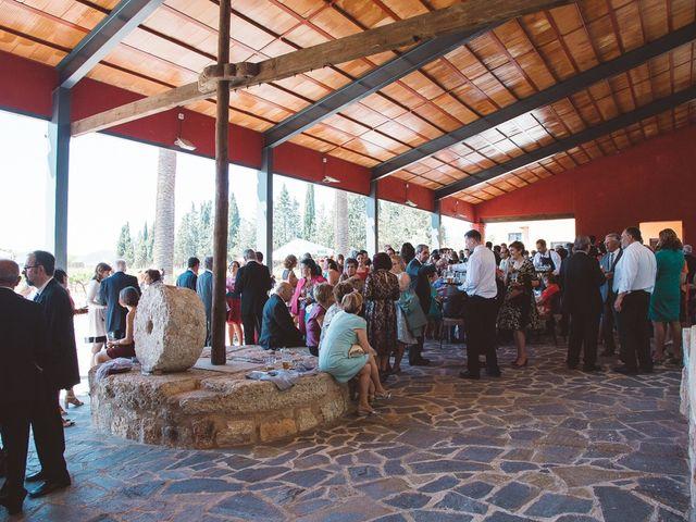 La boda de Ángel y Virginia en Villamena, Granada 28