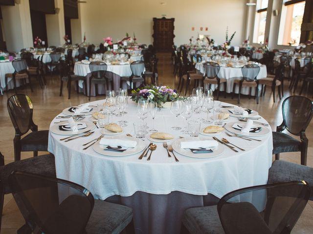 La boda de Ángel y Virginia en Villamena, Granada 30