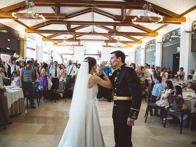 La boda de Ángel y Virginia en Villamena, Granada 31