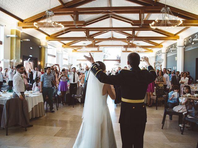 La boda de Ángel y Virginia en Villamena, Granada 32