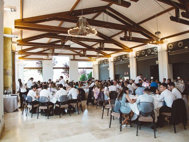 La boda de Ángel y Virginia en Villamena, Granada 33