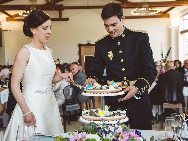 La boda de Ángel y Virginia en Villamena, Granada 34