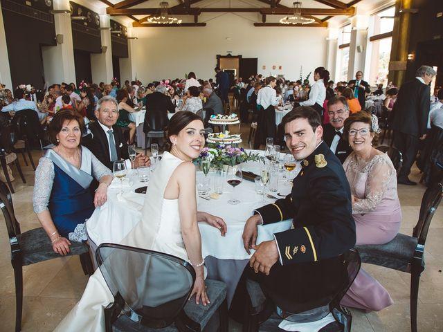 La boda de Ángel y Virginia en Villamena, Granada 35