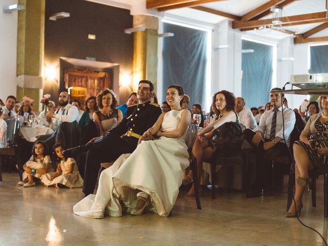 La boda de Ángel y Virginia en Villamena, Granada 38