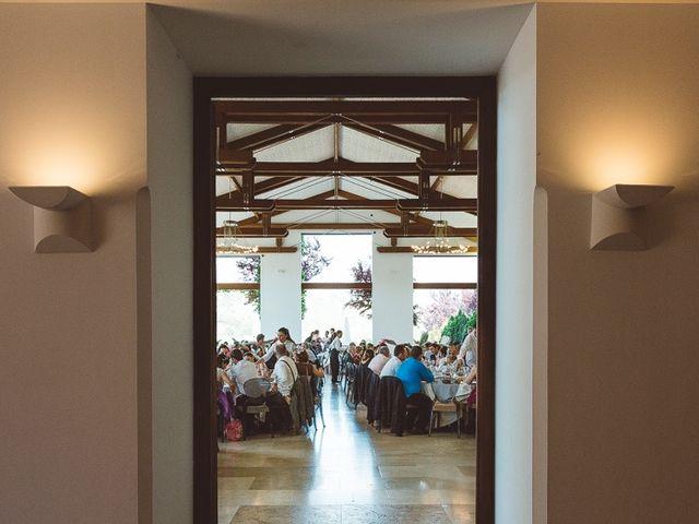 La boda de Ángel y Virginia en Villamena, Granada 40
