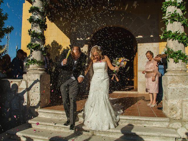 La boda de Diego y Charo en Valladolid, Valladolid 30