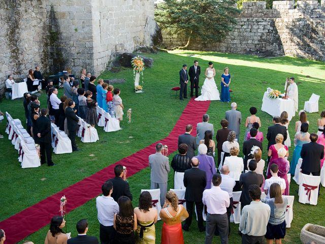 La boda de Sheila y Javier