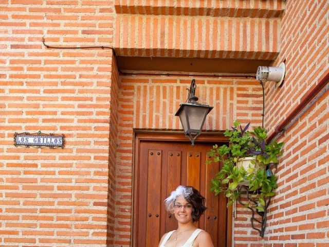 La boda de Julio y Carla en Laguna De Duero, Valladolid 4