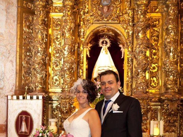 La boda de Julio y Carla en Laguna De Duero, Valladolid 8