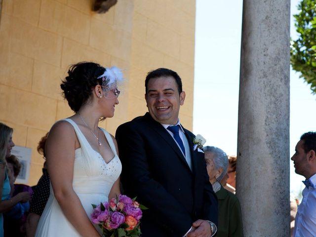 La boda de Julio y Carla en Laguna De Duero, Valladolid 10