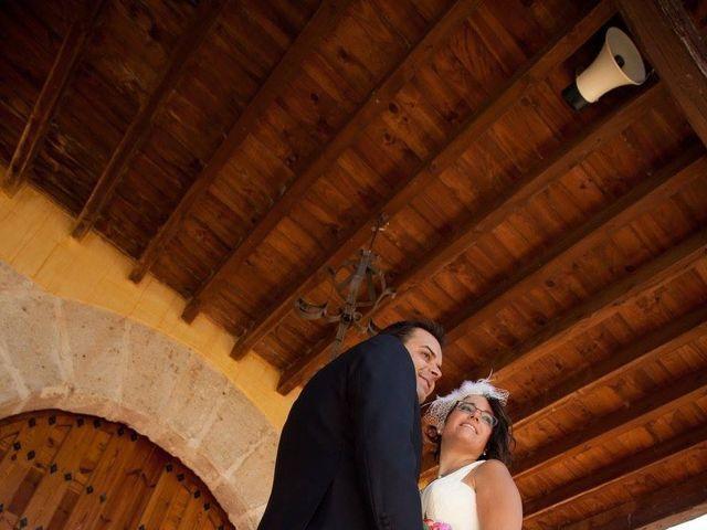 La boda de Julio y Carla en Laguna De Duero, Valladolid 12