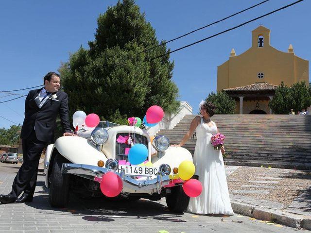 La boda de Julio y Carla en Laguna De Duero, Valladolid 16