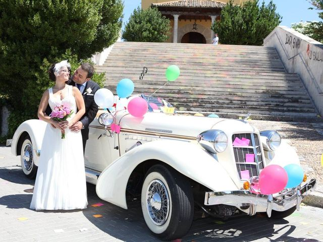 La boda de Julio y Carla en Laguna De Duero, Valladolid 17