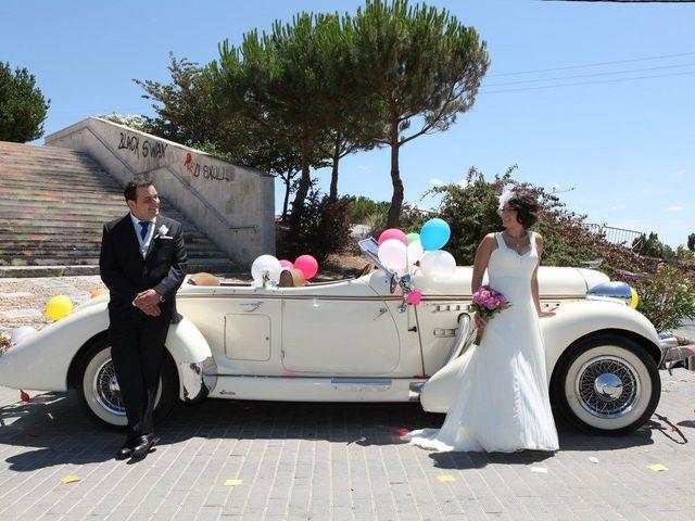 La boda de Julio y Carla en Laguna De Duero, Valladolid 18