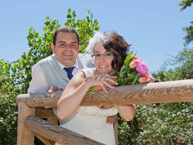 La boda de Julio y Carla en Laguna De Duero, Valladolid 21