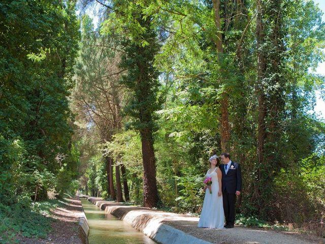 La boda de Julio y Carla en Laguna De Duero, Valladolid 22