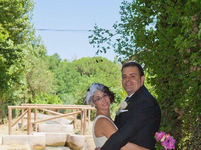 La boda de Julio y Carla en Laguna De Duero, Valladolid 23