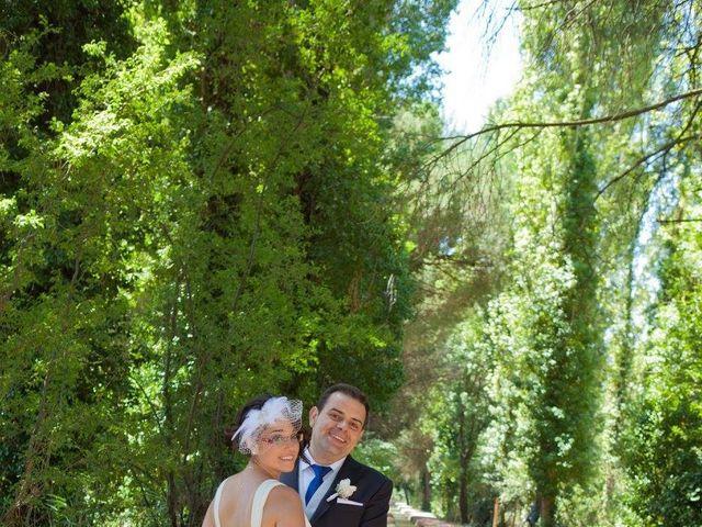 La boda de Julio y Carla en Laguna De Duero, Valladolid 24