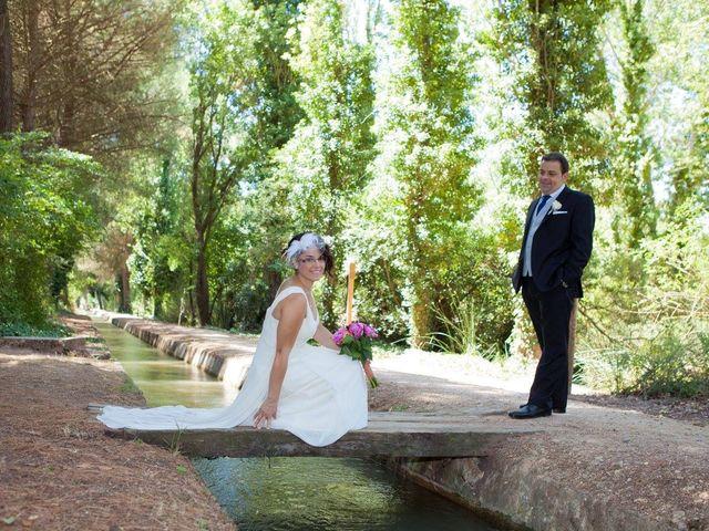 La boda de Julio y Carla en Laguna De Duero, Valladolid 26