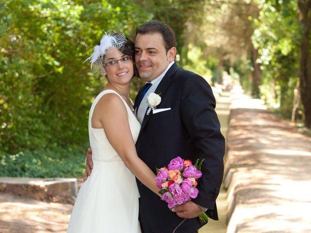 La boda de Julio y Carla en Laguna De Duero, Valladolid 27