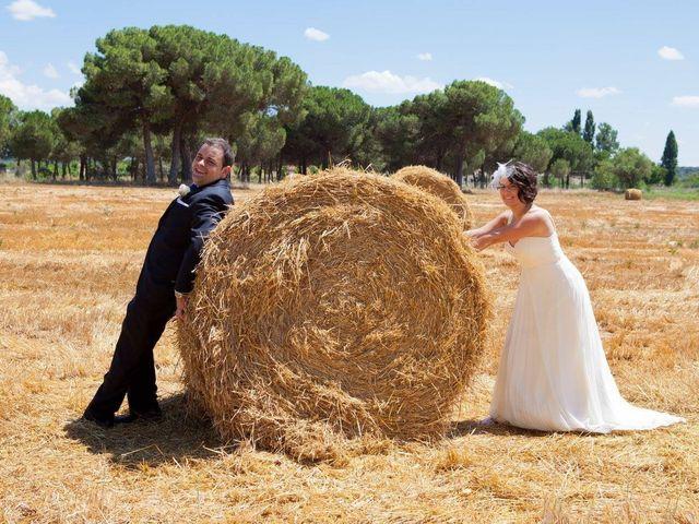 La boda de Julio y Carla en Laguna De Duero, Valladolid 28
