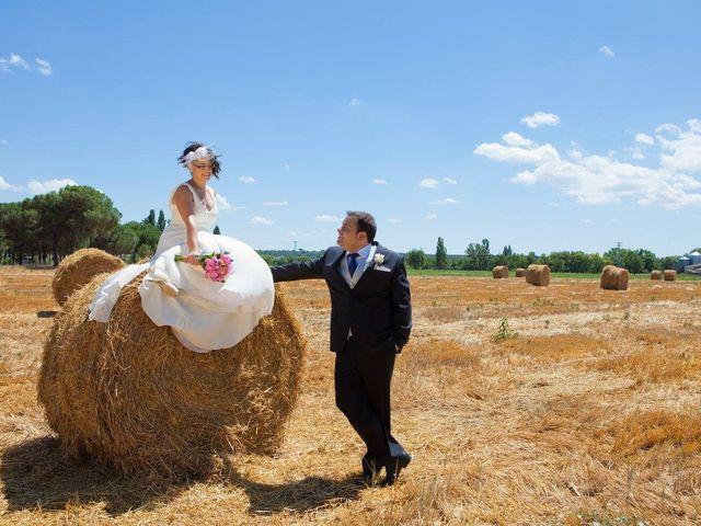 La boda de Julio y Carla en Laguna De Duero, Valladolid 30
