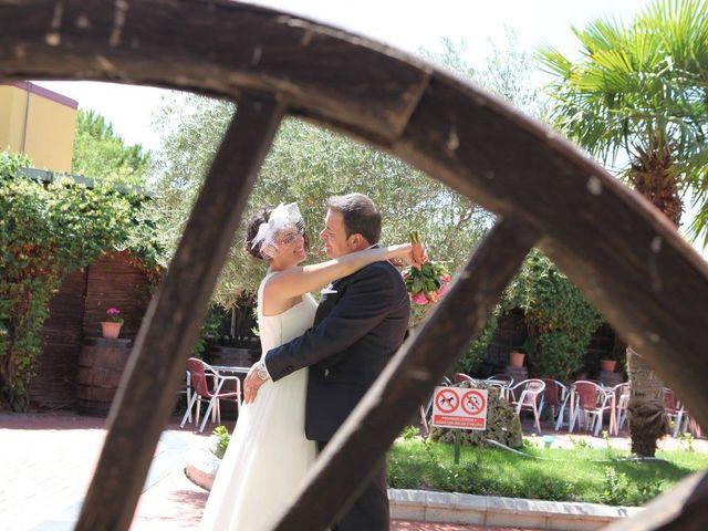 La boda de Julio y Carla en Laguna De Duero, Valladolid 33