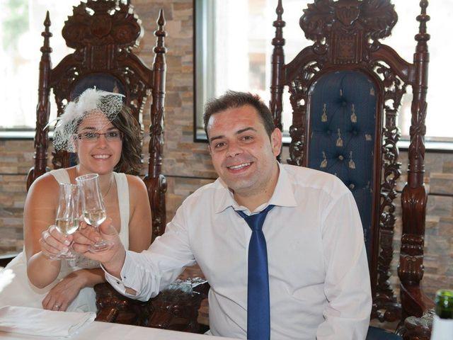 La boda de Julio y Carla en Laguna De Duero, Valladolid 34