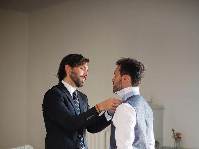 La boda de Eduardo y Florencia en Segovia, Segovia 23