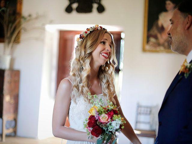La boda de Eduardo y Florencia en Segovia, Segovia 33