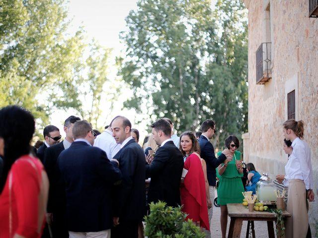 La boda de Eduardo y Florencia en Segovia, Segovia 35
