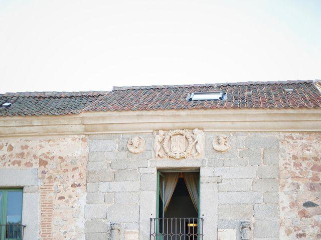 La boda de Eduardo y Florencia en Segovia, Segovia 36