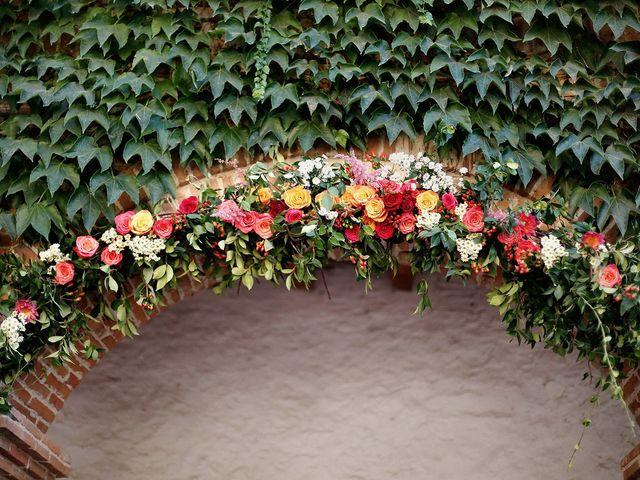 La boda de Eduardo y Florencia en Segovia, Segovia 40
