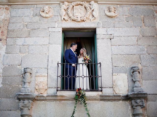La boda de Eduardo y Florencia en Segovia, Segovia 49