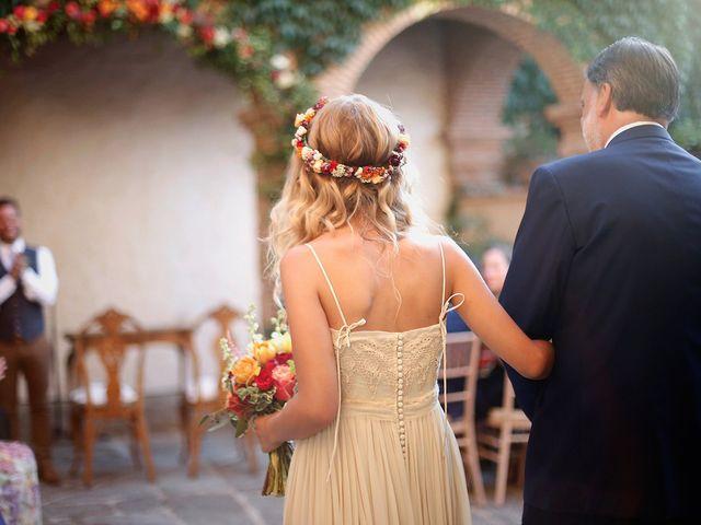 La boda de Eduardo y Florencia en Segovia, Segovia 50