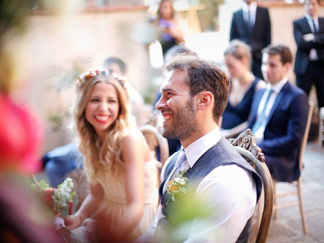 La boda de Eduardo y Florencia en Segovia, Segovia 55