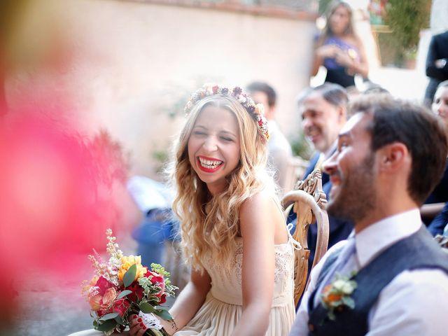 La boda de Eduardo y Florencia en Segovia, Segovia 57