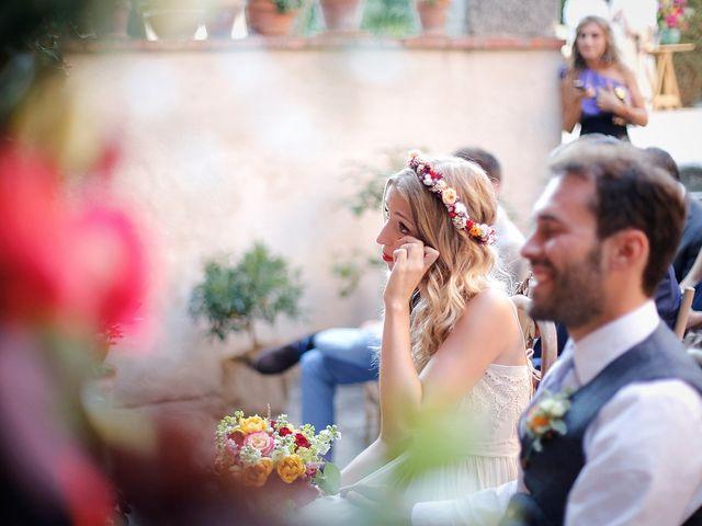 La boda de Eduardo y Florencia en Segovia, Segovia 59
