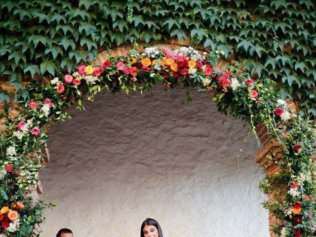 La boda de Eduardo y Florencia en Segovia, Segovia 60
