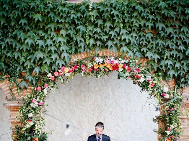 La boda de Eduardo y Florencia en Segovia, Segovia 61
