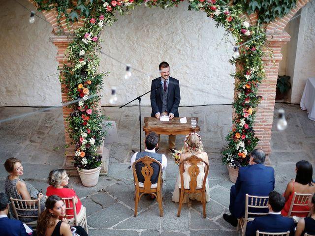 La boda de Eduardo y Florencia en Segovia, Segovia 62