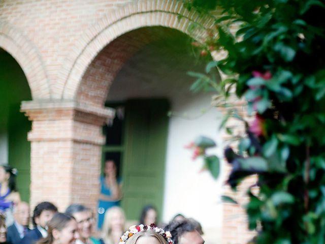 La boda de Eduardo y Florencia en Segovia, Segovia 63